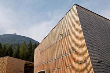 Strutture ricettive (hotel, villaggi) in Legno: Sesto Sudtirolhaus