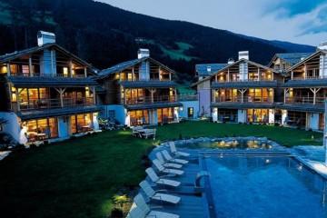 Strutture ricettive (hotel, villaggi) in Legno: Dolce vita Family Chalet San Candido Sudtirolhaus