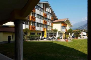 Strutture ricettive (hotel, villaggi) in Legno: Hotel Paradise Laces Sudtirolhaus