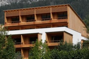Strutture ricettive (hotel, villaggi) in Legno: Parkhotel Ladinia Sudtirolhaus