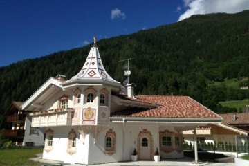 Case in Legno: Villa Cunaccia