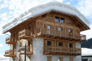 Strutture ricettive (hotel, villaggi) in Legno
