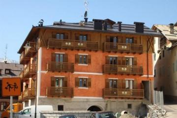 Strutture ricettive (hotel, villaggi) in Legno: Residence Dolomia Fanti Legnami