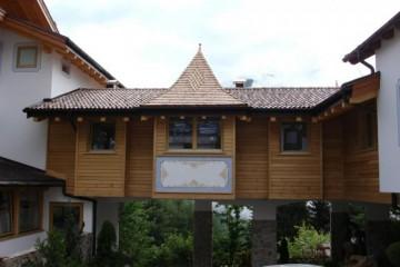 Strutture ricettive (hotel, villaggi) in Legno: Alp Hotel
