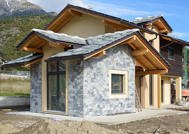 Casa in legno modello porossan di nordhaus for Costruttore di case virtuali