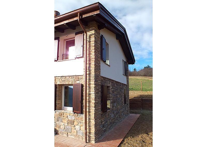 Casa in legno modello langhirano di nordhaus for Costruttore di case virtuali