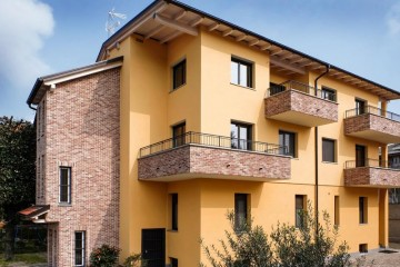 Sopraelevazioni in Legno: Bollate Nordhaus