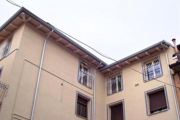 Sopraelevazioni in Legno: Brescia Nordhaus
