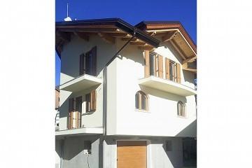 Case in Legno: La Valle Agordina
