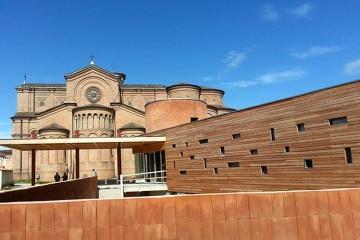 Edifici Pubblici (scuole, chiese) in Legno: Oratorio Parrocchiale Podenzano