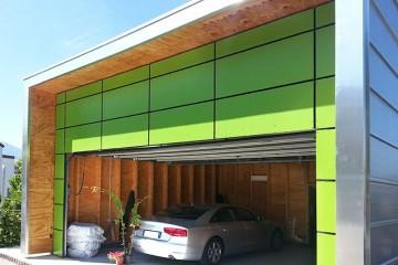 Box Auto in Legno: Garage Martignano