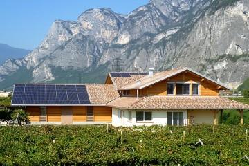 Strutture ricettive (hotel, villaggi) in Legno: Agriturismo- Mezzolombardo