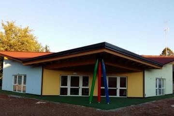 Edifici Pubblici (scuole, chiese) in Legno ASILO NIDO GIANNI RODARI