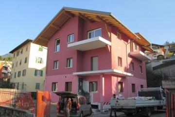 Sopraelevazioni in Legno: Casa- Trento 1 STP