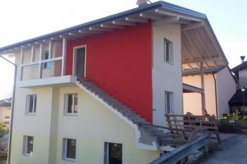 Sopraelevazioni in Legno: Casa-Sporminore STP