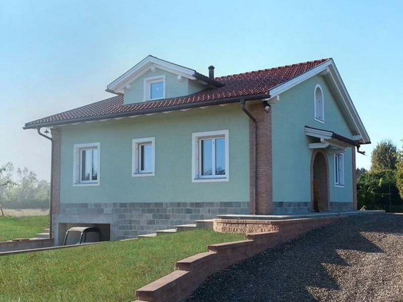 Case in legno Raro Haus Anzola