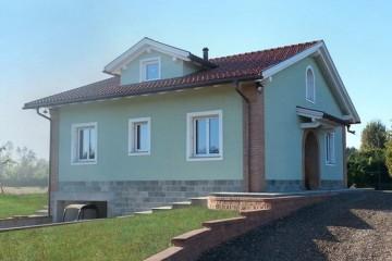 Realizzazione Casa in Legno Anzola di Raro Haus