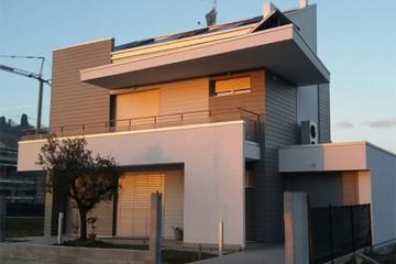 Realizzazione Casa in Legno Cesena di Raro Haus