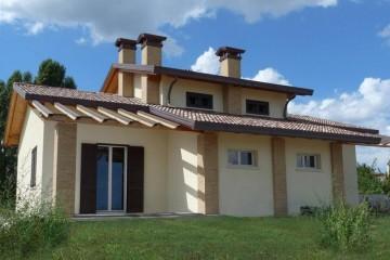 Realizzazione Casa in Legno Villafranca di Raro Haus