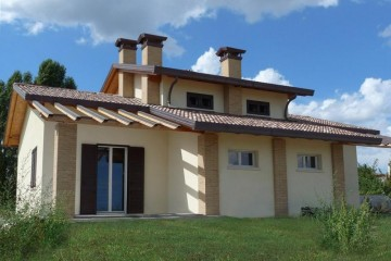 Case in Legno: Villafranca