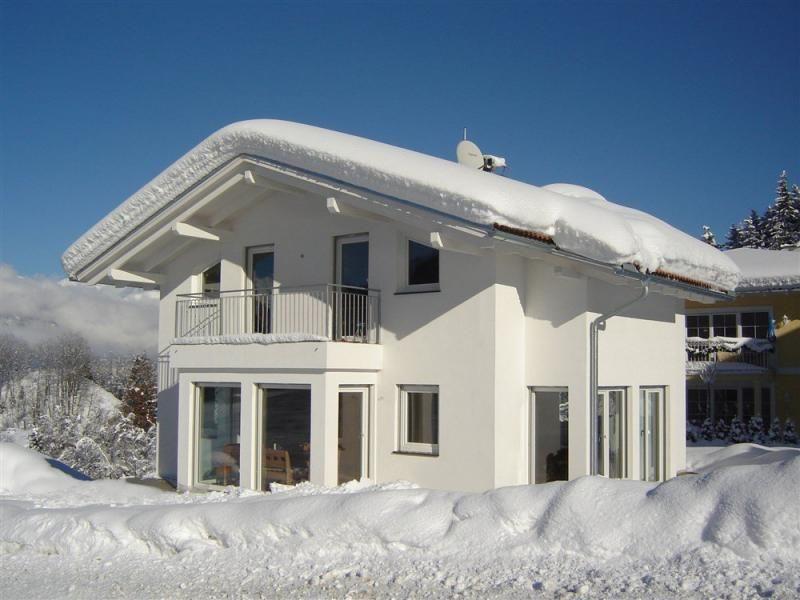 Case in legno Raro Haus Wattens