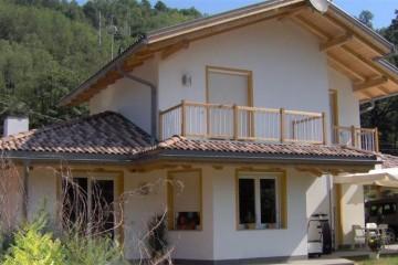 Realizzazione Casa in Legno Verbagna di Raro Haus