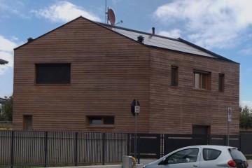Realizzazione Casa in Legno Treviglio di Raro Haus
