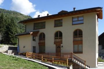 Casa in Legno Pellizzano