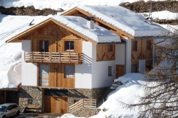 Casa in Legno Ortis
