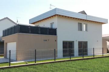 Realizzazione Casa in Legno Monticello Conte Otto 01 di Raro Haus