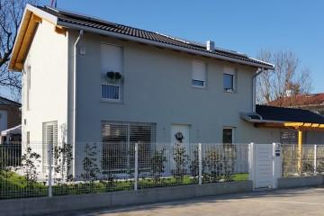 Realizzazione Casa in Legno Monticello Conte Otto 03 di Raro Haus
