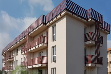 Realizzazione Condominio in Legno Monsummano Terme di Raro Haus