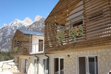 Modello Casa in Legno Auronzo di Raro Haus