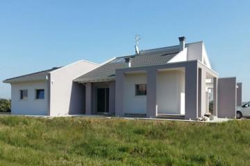 Modello Casa in Legno Cesenatico di Raro Haus