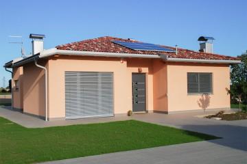 Modello Casa in Legno Portomaggiore di Raro Haus