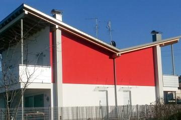 Realizzazione Casa in Legno S.Giovanni Lupatoto di Raro Haus