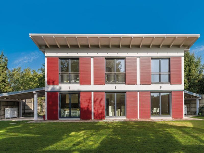 Case in legno Vario Haus Sunrise - Varese