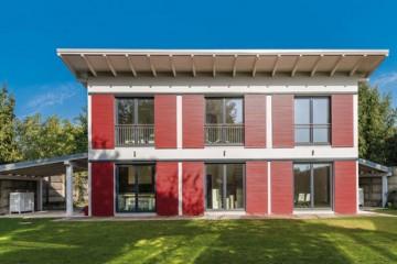 Realizzazione Casa in Legno Sunrise - Varese di Vario Haus
