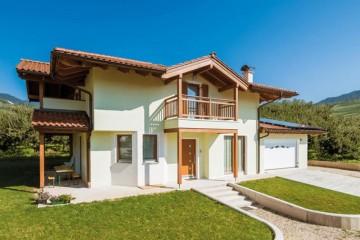 Realizzazione Casa in Legno Fellin di Vario Haus