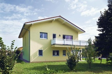 Realizzazione Casa in Legno Deidonè di Vario Haus