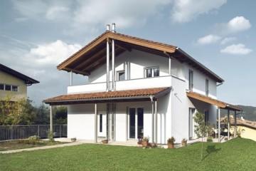 Realizzazione Casa in Legno Dani di Vario Haus