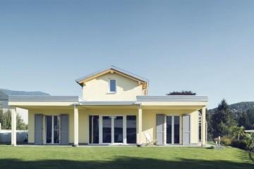Realizzazione Casa in Legno Malinverni di Vario Haus