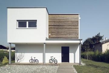 Modello Casa in Legno Peracca di Vario Haus