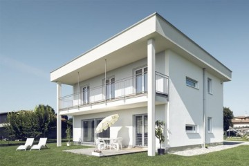 Realizzazione Casa in Legno Radice di Vario Haus