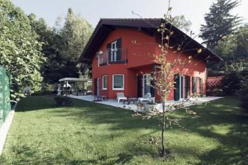 Modello Casa in Legno Ghielmetti di Vario Haus