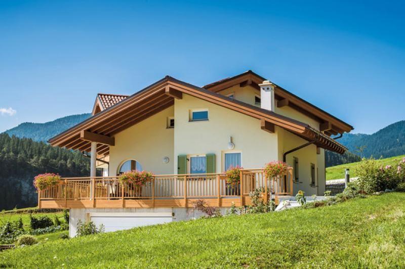 Case in legno Vario Haus Tret