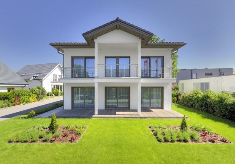 Vario Haus casa in legno modello design v di vario haus