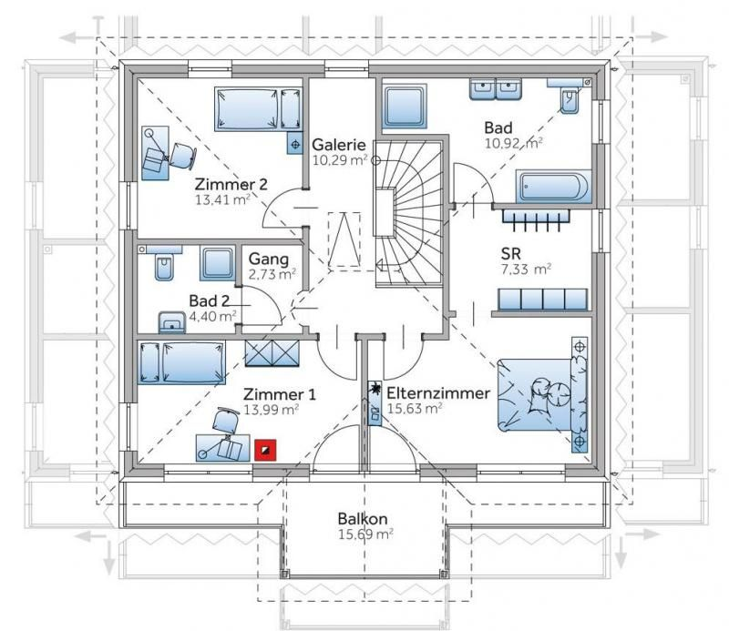 Case in legno Vario Haus New Design V