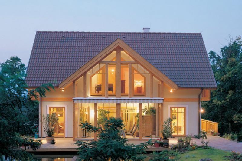 Casa in Legno in stile Classico:  Family V Emotion