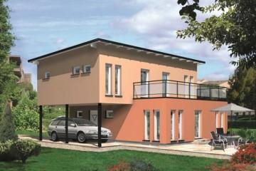 Modello Casa in Legno New Design II di Vario Haus